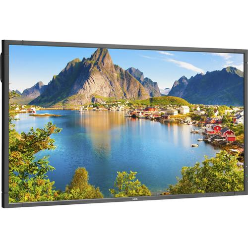 "NEC E-Series 80"" LED Commercial-Grade OPS"