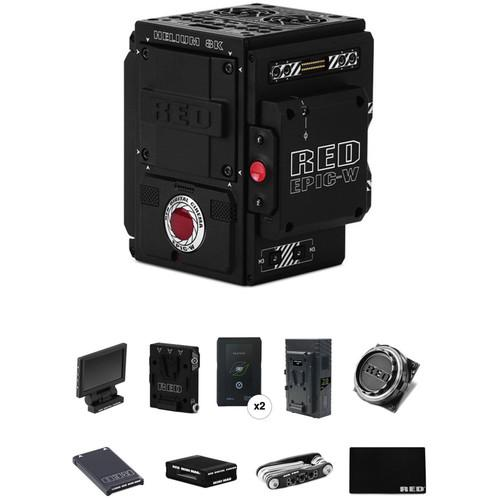 RED DIGITAL CINEMA EPIC-W Start-Up Kit