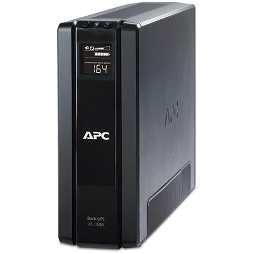 APC Power Saving Back-UPS XS 1500