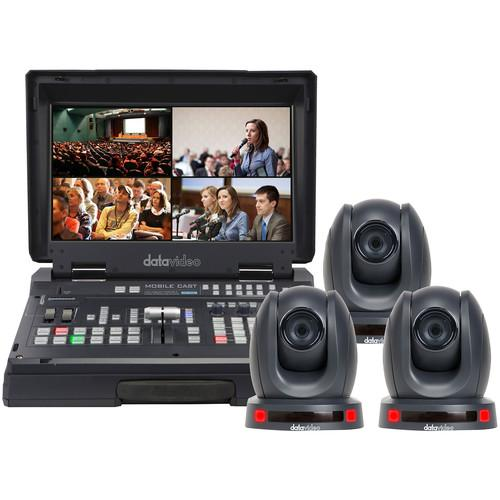 Datavideo HS-1600T Mobile Studio Kit with