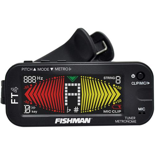 Fishman FT-5 Clip-On-Tuner for String Instruments