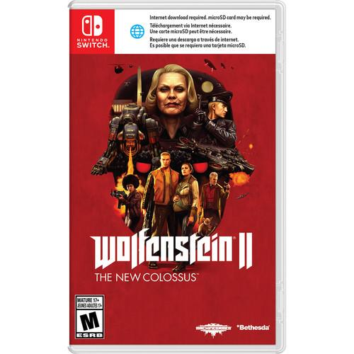 Nintendo Wolfenstein II: The New Colossus
