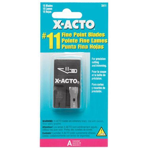 X-Acto X411 Single Edge Razor Blade