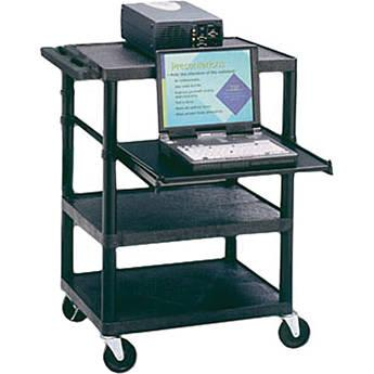 Apollo TPW35E Multimedia Projector Cart with