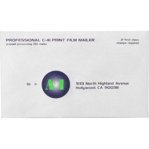 A&I Processing and Printing Mailer for