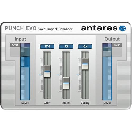 Antares Audio Technologies PUNCH Evo -