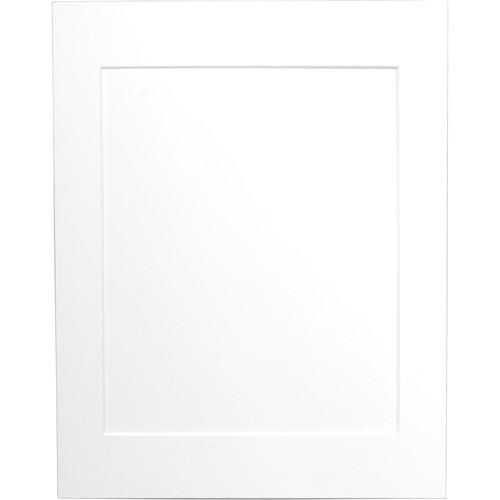 Archival Methods Bright White Pre-Cut Exhibition Mat