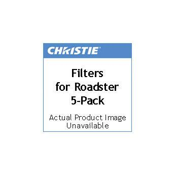 Christie Filter Kit for Roadster Series