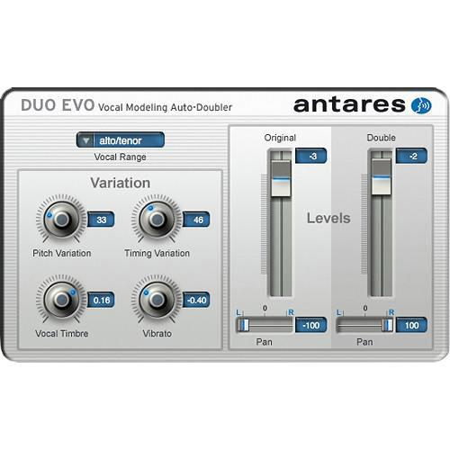 Antares Audio Technologies DUO Evo -