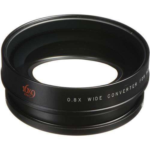 16x9 169-HDWC8X-82 EXII 0.8x Wide-Angle Converter
