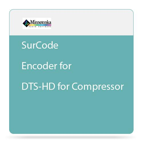 Minnetonka Audio SurCode Encoder for DTS-HD