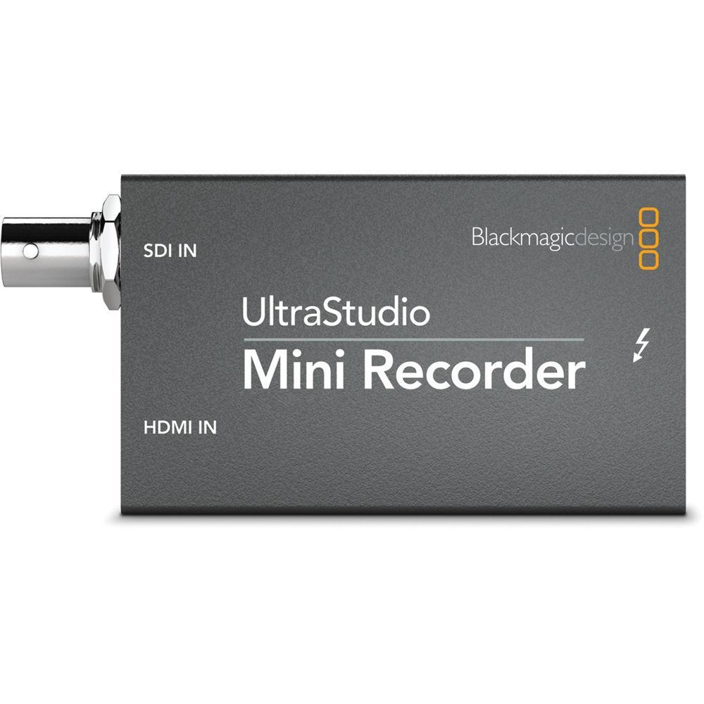 User Manual Blackmagic Design Ultrastudio Mini Recorder Search For Manual Online