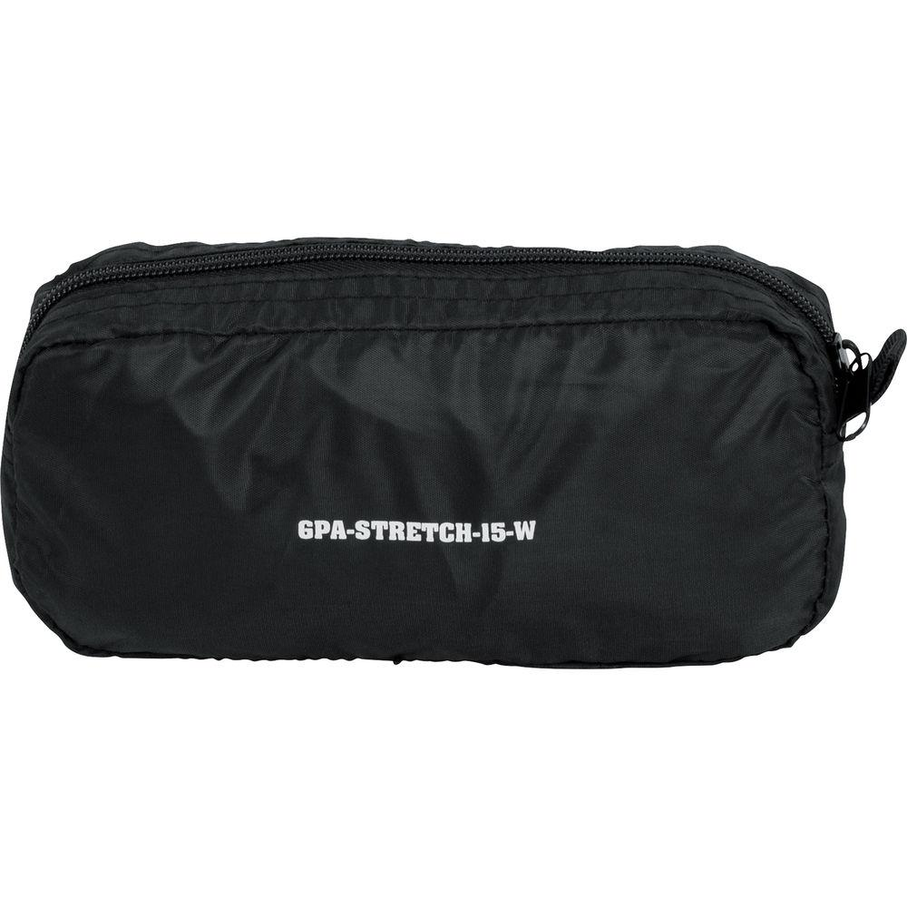 "Gator Cases Stretchy Dust Cover for 15"" Portable Speaker Cabinets"