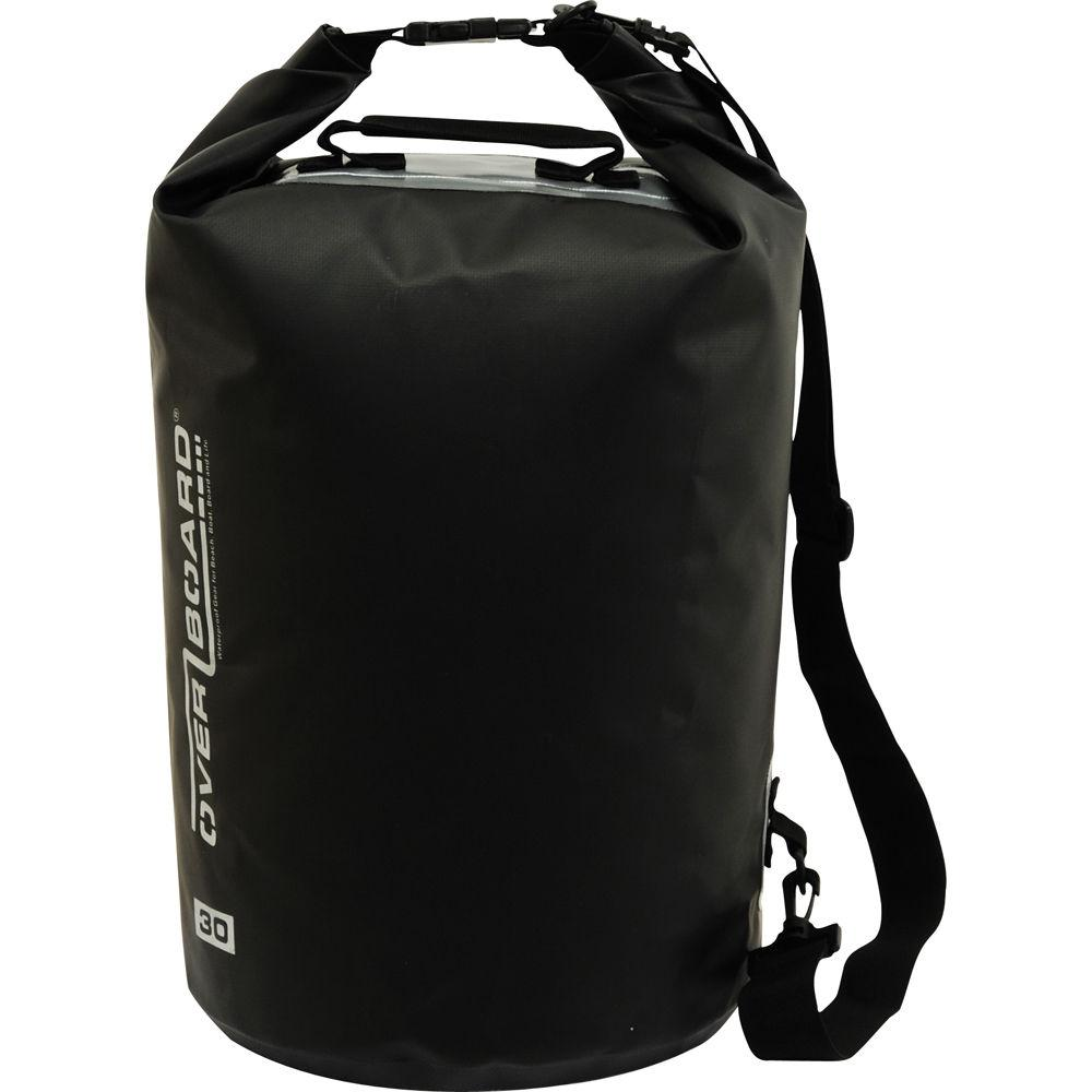 OverBoard Waterproof Dry Tube Bag with Window, 30 Liter