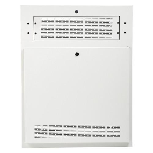 "Atlas Sound Tilt Out Wall Cabinet for 19"" Equipment"