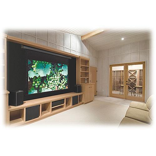 "Draper 101646L Premier 50 x 80"" Motorized Screen with Low Voltage Controller"