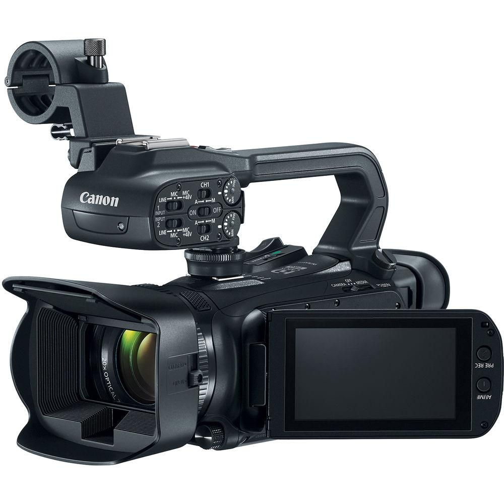 Canon XA11 Compact Full HD Camcorder with HDMI and Composite Output