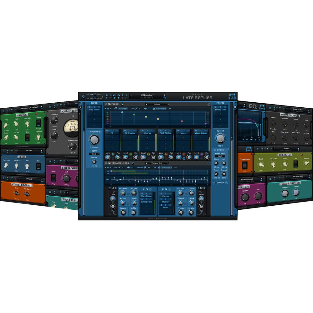 USER MANUAL Blue Cat Audio Axe Pack - | Search For Manual Online