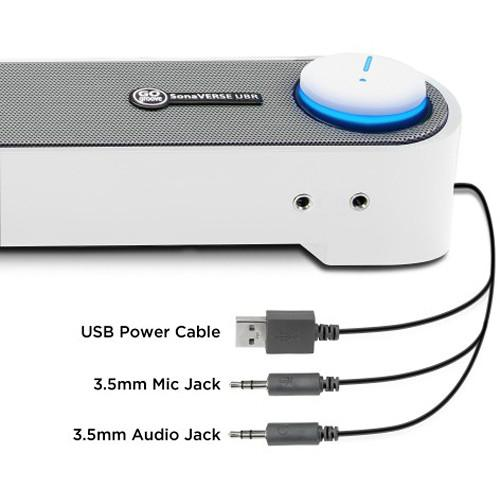 Accessory Power SonaVERSE UBR USB Powered Multimedia Speaker