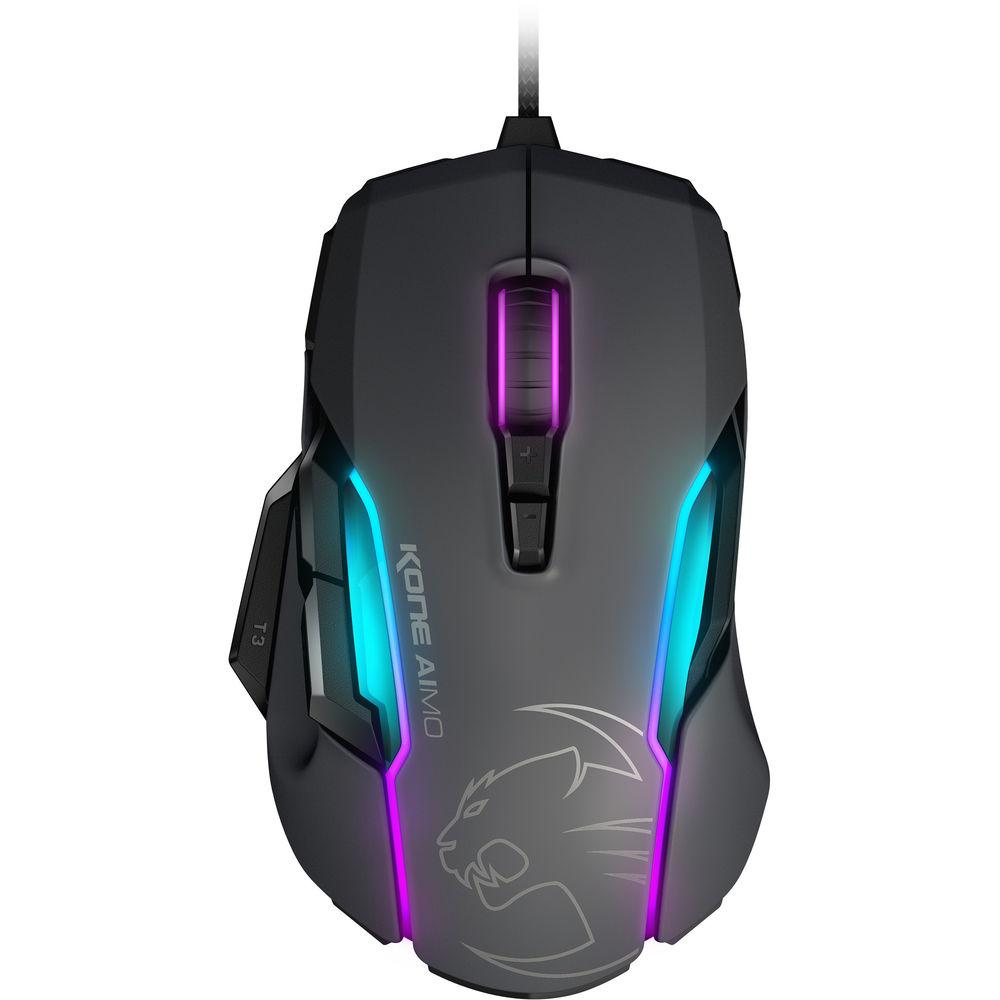 USER MANUAL ROCCAT Kone Aimo Gaming Mouse | Search For ...