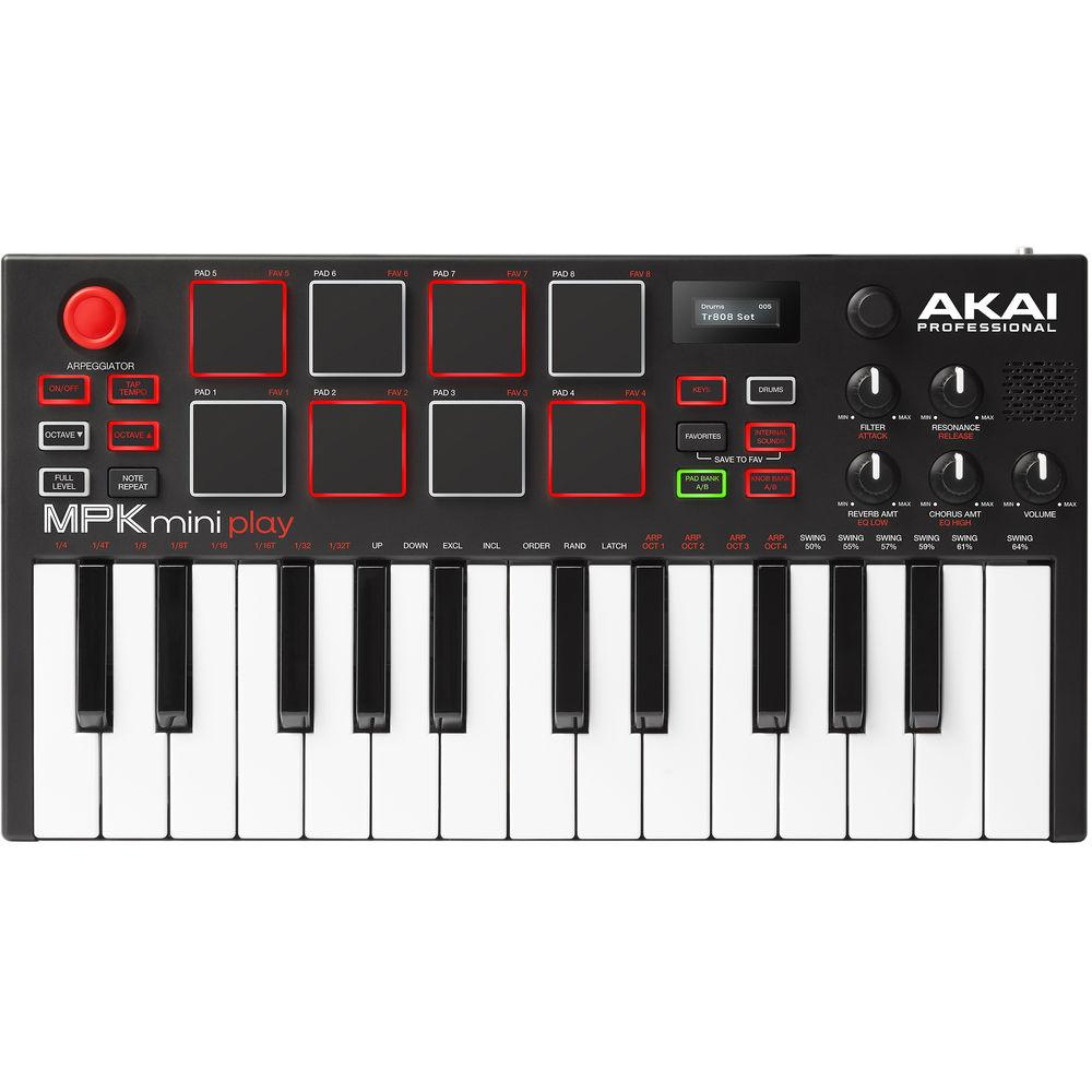 User Manual Akai Professional Mpk Mini Play Search For Manual Online