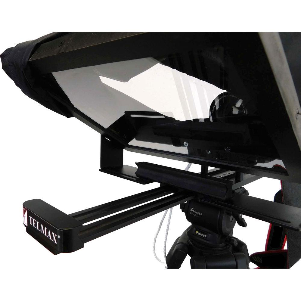 USER MANUAL Telmax FLIP PROMPTER Folding iPad & | Search For