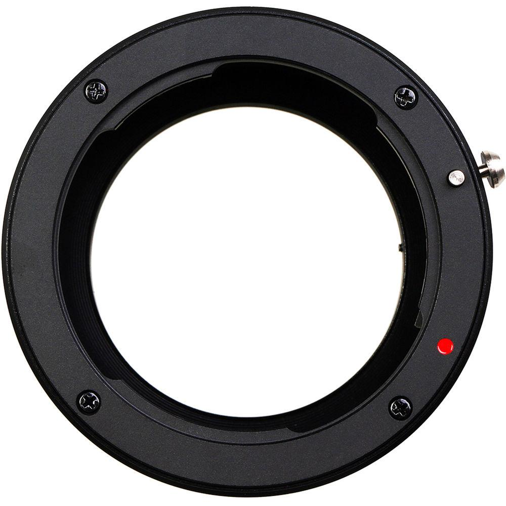 KIPON Lens Mount Adapter for Pentax K-Mount Lens to Sony-E Mount Camera