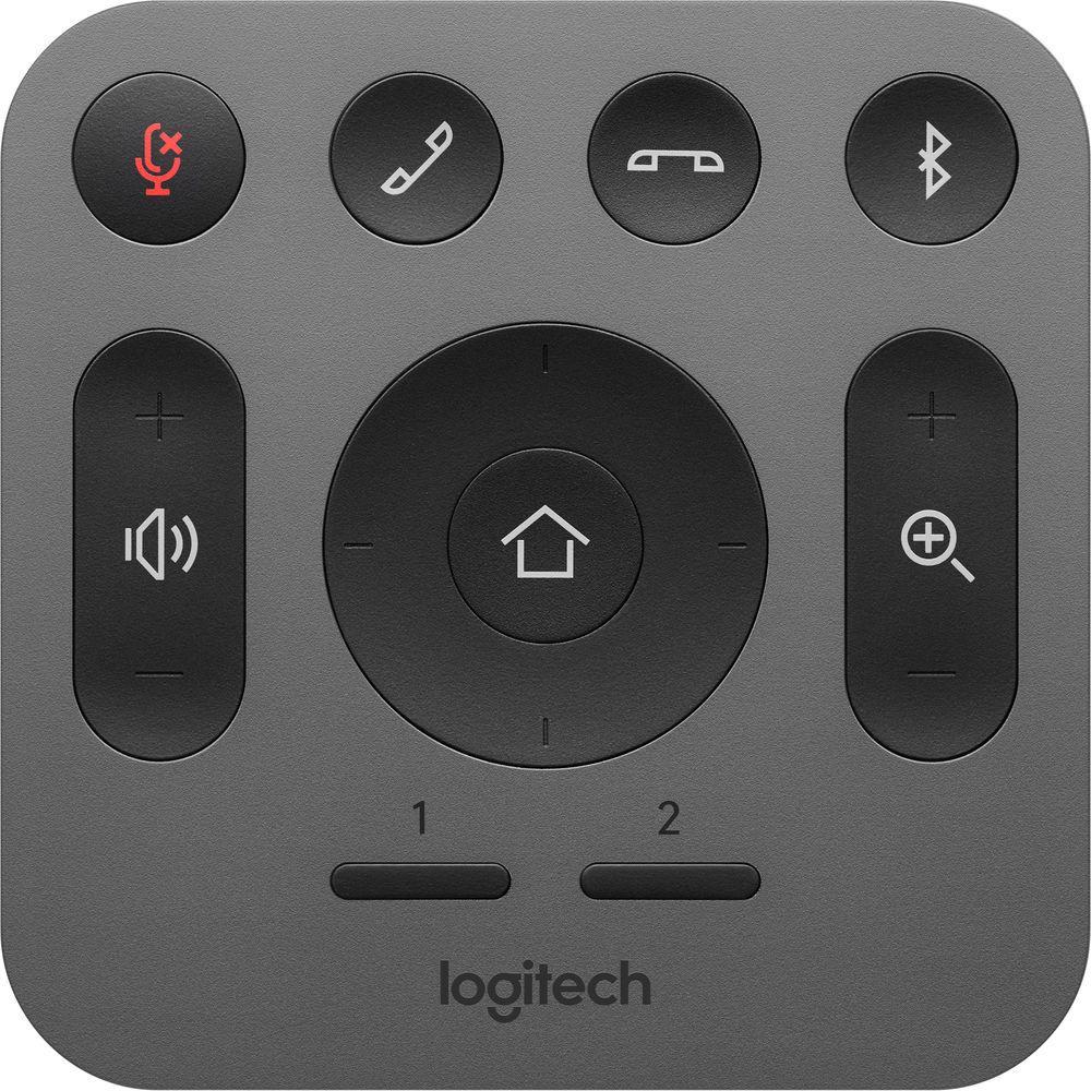 USER MANUAL Logitech Meetup NUC KT3 Video Conferencing