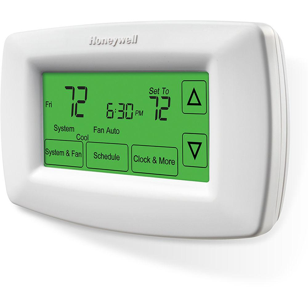 Honeywell RTH7600D 7-Day Programmable Touchscreen Thermostat