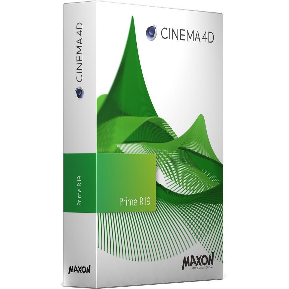 USER MANUAL Maxon Cinema 4D Prime R19 | Search For Manual Online