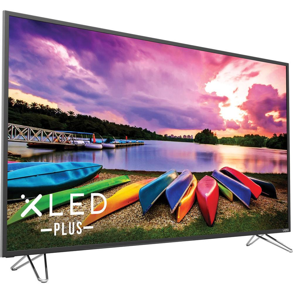 "VIZIO M-Series 55"" Class HDR UHD SmartCast XLED Plus Home Theater Display"